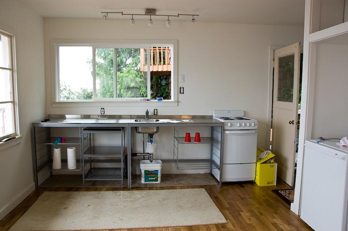 Vashon kitchen