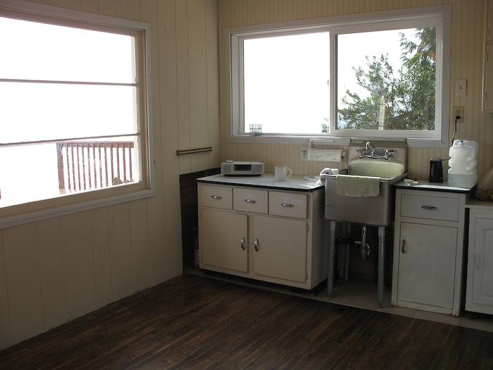 Vashon kitchen before 1