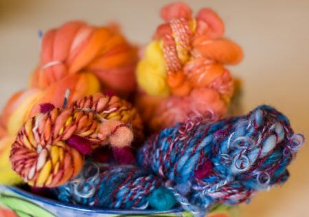 Art yarn 1